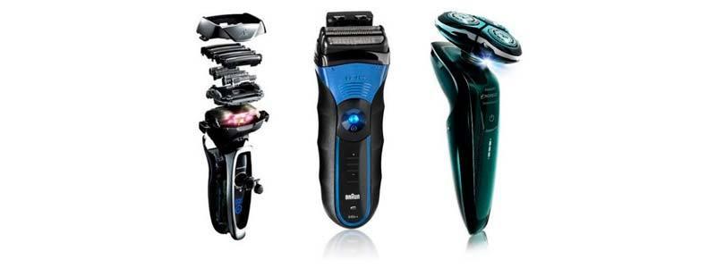 afeitadoras-electricas-nuevas