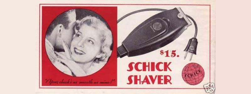 primera-afeitadora-electrica